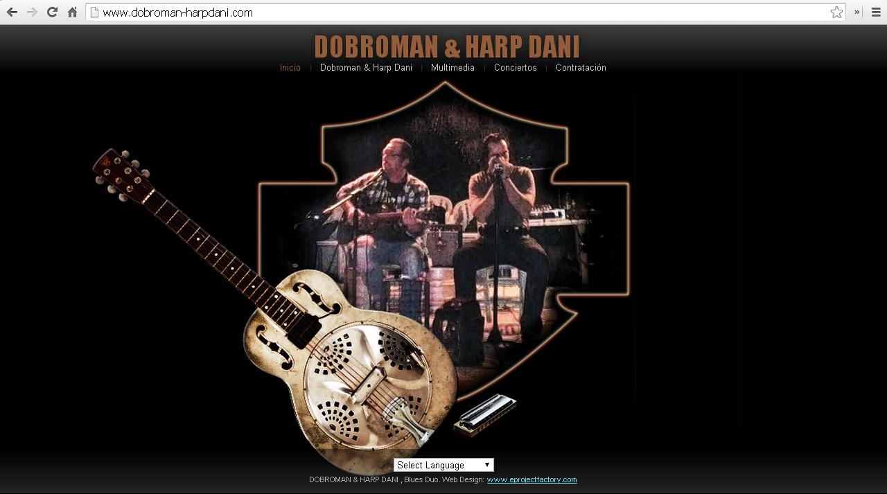 Dobroman and Harp Dani