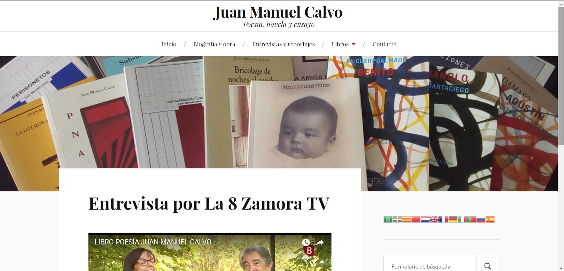 Juan Manuel Calvo