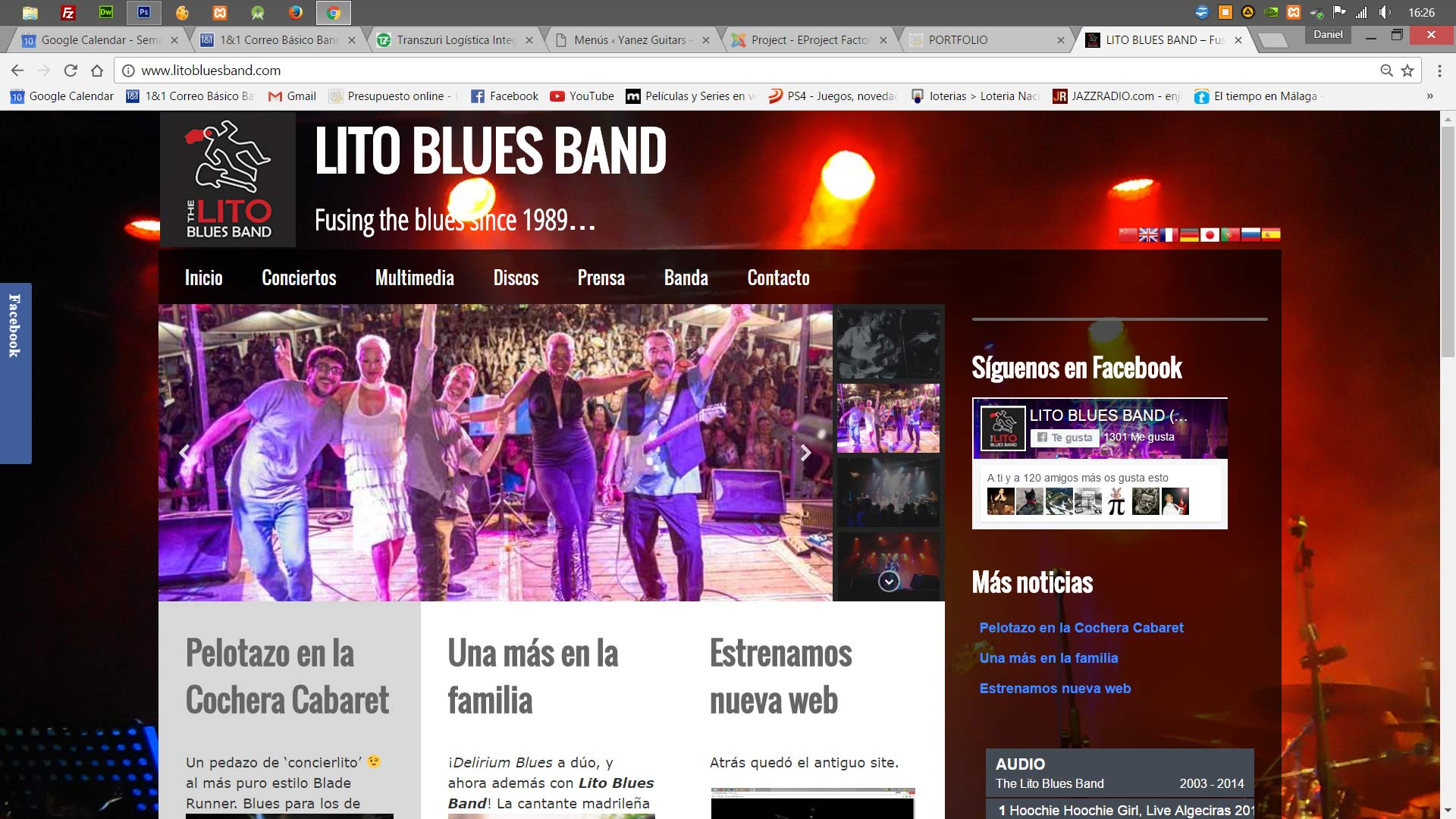 Lito Blues Band (2ª)