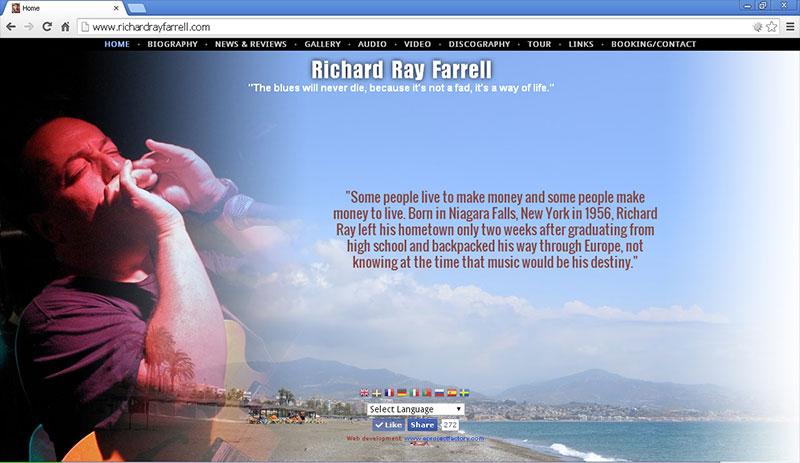 Richard Ray Farrell